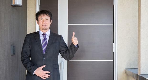マンション購入と賃貸管理のお客様